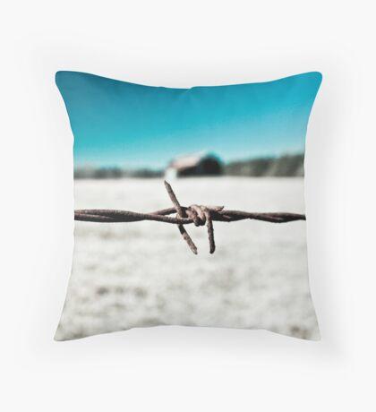 Barb Throw Pillow
