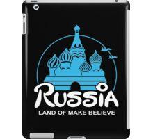 Russia Funny Geek Nerd iPad Case/Skin