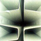 the inside of my radiator :L by Christina Parapadakis