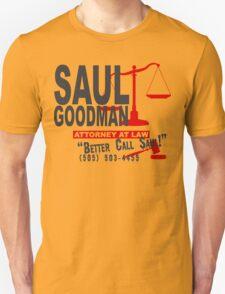 saul goodman law Funny Geek Nerd T-Shirt