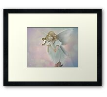 Fey Wishes Framed Print