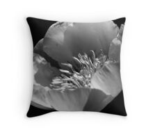 Shadow of the Helper Throw Pillow
