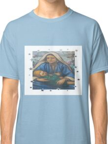 Mother and Child 2 Classic T-Shirt