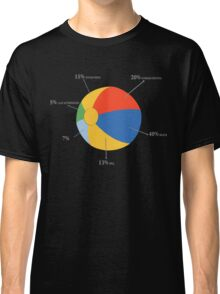 Summer Chart Funny Geek Nerd Classic T-Shirt