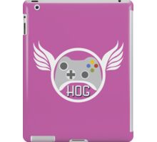 Head of Gaming Pink iPad Case/Skin