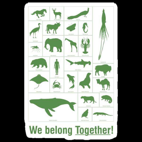 We Belong Together by DesignbySolo