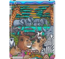 Colours of Africa iPad Case/Skin