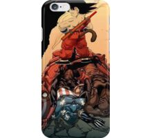 Goku winner iPhone Case/Skin