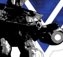 ARM Commander/Symbol Sticker