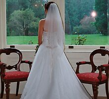 the bride  by nicolamarie