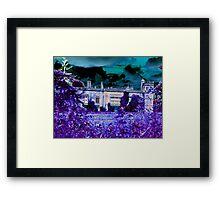 Lacock Abbey, National Trust Village Framed Print