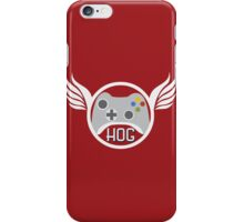 Head of Gaming Red iPhone Case/Skin