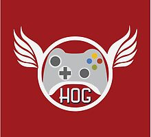 Head of Gaming Red by headofgaming