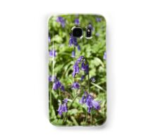 Blue Bells Samsung Galaxy Case/Skin