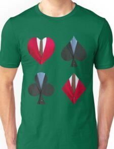 The Suitors Funny Geek Nerd Unisex T-Shirt