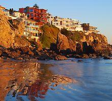 Corona Del Mar Coast by Talo Pinto