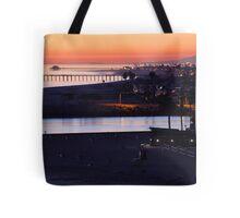 Newport Twilight Tote Bag
