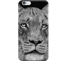 A Hunter's Stare iPhone Case/Skin