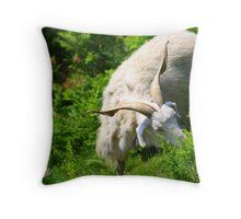 Hillside Grazer Throw Pillow