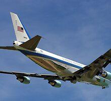 Air Force One by Thomas Sielaff