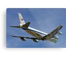 Air Force One Metal Print