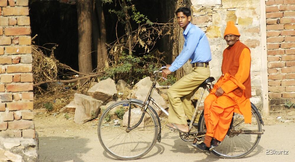 sadhu taxi by 23kurtz