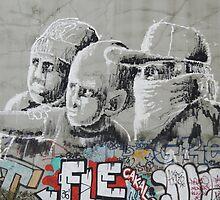 Berlin Art by Alexandra Lavizzari