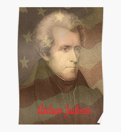 Freedom Series/Andrew Jackson © Poster