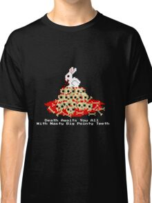 Killer Rabbit of Caerbannog Classic T-Shirt