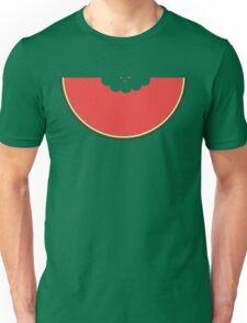 Water Melon Funny Geek Nerd Unisex T-Shirt