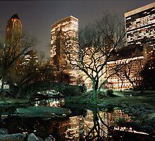 after dark by Justin Waldinger