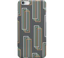 Tri-Colour (Grey) iPhone Case/Skin