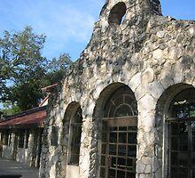Woodlawn Lake & Park Gymnasium, San Antonio, Texas (City) by StellaMorales