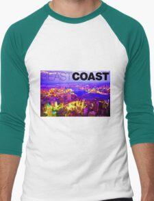 Brooklyn Beast Coast Men's Baseball ¾ T-Shirt