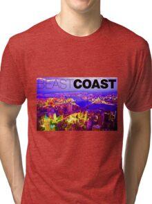Brooklyn Beast Coast Tri-blend T-Shirt