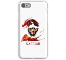 Guild Wars 2 Warrior  iPhone Case/Skin