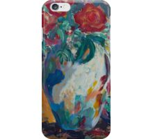 Still Life with Roses iPhone Case/Skin