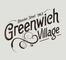 Geenwich Village - 1963 by KillerRed