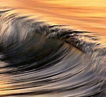 Breakwater Wave 2 by David Orias