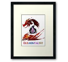 Guild Wars 2 Elementalist Framed Print