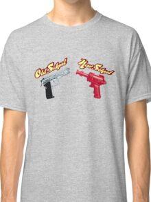 Old Schoo, New school Classic T-Shirt
