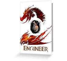 Guild Wars 2 Engineer Greeting Card