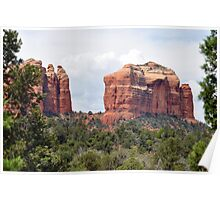 Cathedral Rock #2 Poster