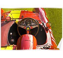 Ferrari 1955 857 S Poster