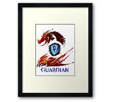 Guild Wars 2 Guardian Framed Print