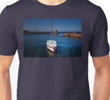 DUNURE HARBOUR Unisex T-Shirt