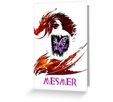 Guild Wars 2 Mesmer Greeting Card