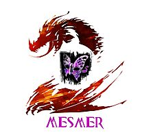 Guild Wars 2 Mesmer Photographic Print