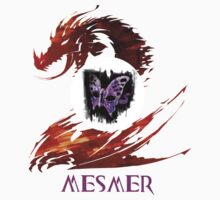Guild Wars 2 Mesmer by GuyDude1337