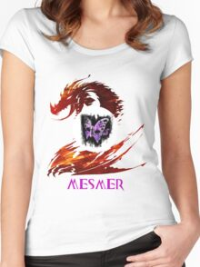Guild Wars 2 Mesmer Women's Fitted Scoop T-Shirt